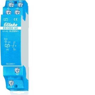 Eltako Stromstoßschalter elektronisch ES12-DX-UC 1S Duplex-Technologie