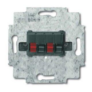 Busch-Jaeger 0248/05-101 Stereo-Lautsprecher-Anschlussdose anthrazit