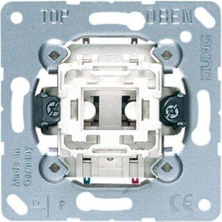 Jung Taster 1-polig Wechsler mit N-Klemme 533U