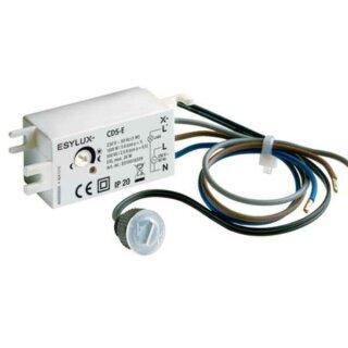EsyLux Dämmerungsschalter CDS-E