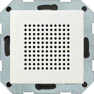 Gira 228203 Lautsprecher UP-Radio RDS System 55 Reinweiß