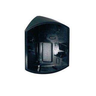 EsyLux Ecksockel RC schwarz für Innen- und Ausseneck