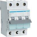 Hager MCS332 Leitungsschutzschalter 3polig 6kA C32A Quick...