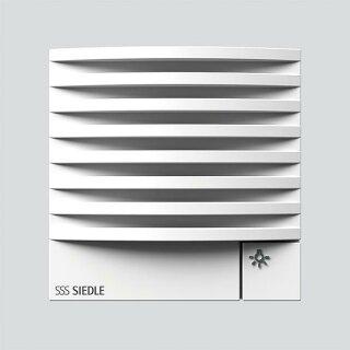 Siedle Türlautsprecher-Modul TLM 612-02 W Weiß