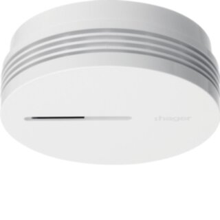Hager TG600AL Rauchwarnmelder Standard Q 3V weiß