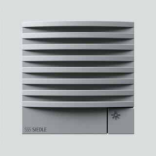 Siedle Türlautsprecher-Modul TLM 612-02 SM Silber-Metallic