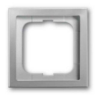 Busch-Jaeger 1721-866K Abdeckrahmen 1-fach edelstahl