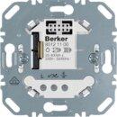Berker 85121100 Universal-Schalteinsatz 1fach 2-Draht