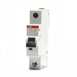 ABB S201-C16 Leitungsschutzschalter C16A 1polig 6kA