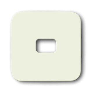 Busch-Jaeger 2520-212 Wippe offen für Symbol weiß