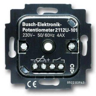 Busch-Jaeger 2112 U-101 Busch-Drehdimmer UP 1-10 V