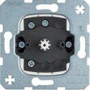Berker 384103 Jalousie-Drehschalter 1p Tastrast-Funktion