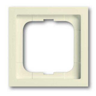 Busch-Jaeger 1721-182K future linear-Abdeckrahmen 1-fach elfenbeinweiß