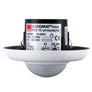 BEG 92555 PD2-M-1C-UP Präsenzmelder 1C  weiß 10m