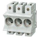 Siemens Neozed Sicherungssockel D01, 3-polig, 16 A