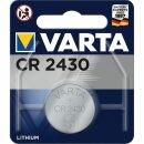 Varta Knopf Electronics CR2430 1Blister