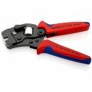 Knipex 97 53 09 SB Selbsteinstellende Crimpzange für...
