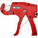 Knipex 94 10 185 Rohrschneider für Kunststoffrohre...