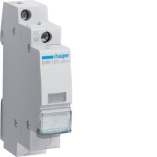 Hager LED Leuchtmelder klar 230V AC 1PLE