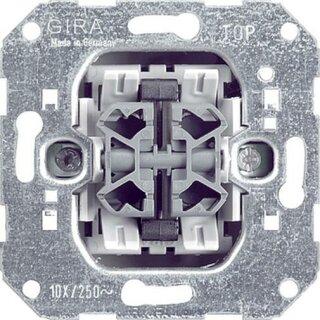 Gira 014700 Wipptaster 4f Schließer 1-p Einsatz