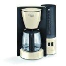 Bosch Kaffeemaschine TKA 6A047 creme/dunkelgrau