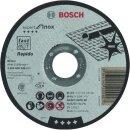 Bosch Trennscheibe Rapido 1,0x115mm INOX gerade