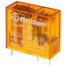 Finder 40.31.8.230.0000 Steck-/Printrelais 1 Wechsler 10A...