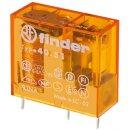 Finder 40.51.8.230.0000 Steck-/Printrelais 1 Wechsler 10A...