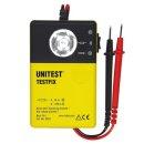 Beha Durchgangsprüfer 9023 Testfix mit Taschenlampenfunktion