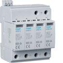 Hager SPB415 Überspannungsableiter T2 4P 40kA TT/TNS...