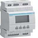 Hager EGN400 Digitale Multifunktions-Zeitschaltuhr mit...