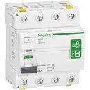 Schneider Electric A9Z51440 Fehlerstrom-Schutzschalter Elektroladestation iID 4P 40A Typ B-EV 30mA