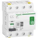 Schneider Electric A9Z61440 Fehlerstrom-Schutzschalter Allstromsensitiv iID 4P 40A Typ B-SI 30mA