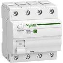 Schneider Electric R9R22463 Fehlerstrom-Schutzschalter Resi9 3P+N 63A 30mA Typ A