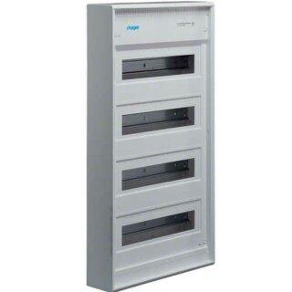Hager Volta Aufputzverteiler IP30 ohne Tür 48 Platzeinheiten VA48CN