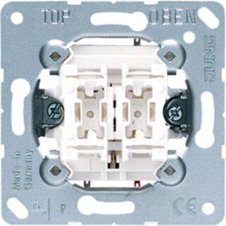 Jung Jalousie-Wippschalter, Schalter 1-polig 509VU