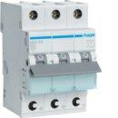Hager MBS332 Leitungsschutzschalter 3polig 6kA B32A Quick...