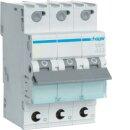 Hager MCS313 Leitungsschutzschalter 3polig 6kA C13A Quick...
