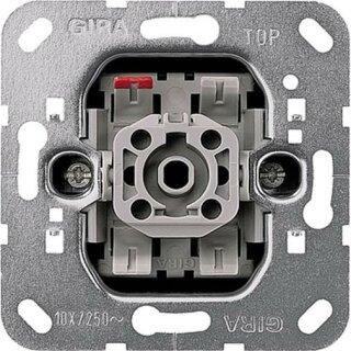 1 Stk GIRA UP Doppel Wipptaster 1p 015500