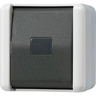 Jung Taster 1-polig 10 AX 250 V ~ 831W