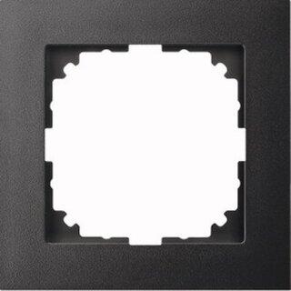 Merten M-Pure-Rahmen 1fach anthrazit M-Pure MEG4010-3614