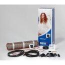 Devi Dünnbett-Set mit Devireg Touch 225W professional 1,5m²