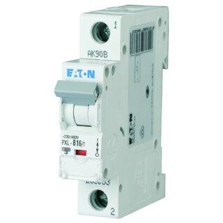 Eaton Leitungsschutzschalter PXL-B16/1 B16A 1polig