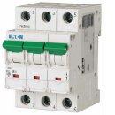 Eaton Leitungsschutzschalter PXL-B6/3 B6A 3polig