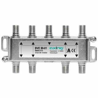Axing BVE 80-01 8-fach Verteiler
