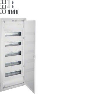 Hager Volta Hohlwandverteiler IP30 mit Tür 60 Platzeinheiten VH60NC