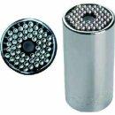 Steckschlüssel-Einsatz 7-19mm PG3/8