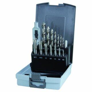 Gewindebohrerkassette -Box 15tlg. PGBK15
